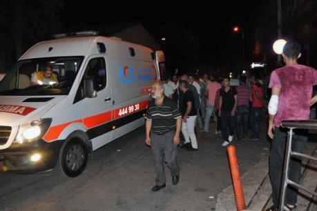 Thông tin về vụ đánh bom khủng bố tại Thổ Nhĩ Kỳ