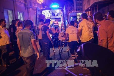 Thông tin mới về vụ đánh bom tại Thổ Nhĩ Kỳ