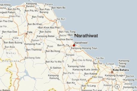 Vô hiệu hóa quả bom 80kg ở miền Nam Thái Lan