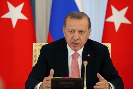 Tổng thống Thổ Nhĩ Kỳ kêu gọi người dân tăng cường nắm giữ vàng và đồng nội tệ