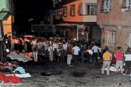 Thổ Nhĩ Kỳ: Lại xảy ra đánh bom nhằm vào xe quân sự