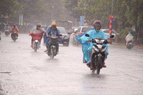 Dự báo thời tiết 23/8: Bắc Trung Bộ và Bắc Bộ có mưa to