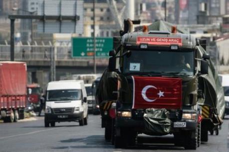Vụ đảo chính ở Thổ Nhĩ Kỳ: Ankara di dời căn cứ quân sự khỏi trung tâm thành phố