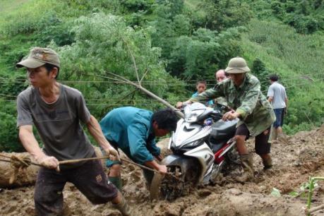 Sơn La: Thiệt hại do ảnh hưởng cơn bão số 3 vẫn không ngừng tăng lên