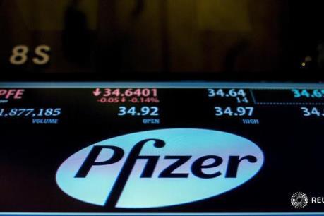 """Thương vụ Pfizer-Medivation sẽ """"tạo sóng"""" trên thị trường dược phẩm"""