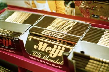 Nhu cầu tiêu thụ sôcôla có lợi cho sức khỏe gia tăng tại Nhật Bản