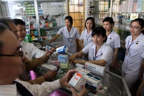 CPI tháng 8 tăng do nhóm thuốc và dịch vụ y tế tăng cao