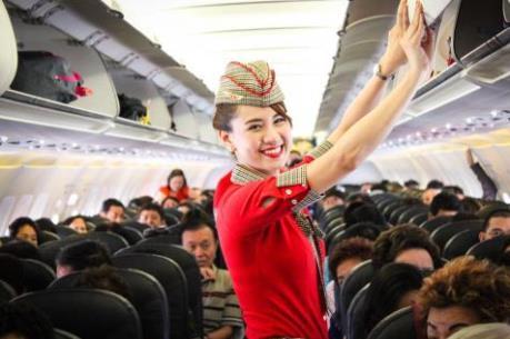 Vietjet khai thác đường bay Hà Nội - Huế