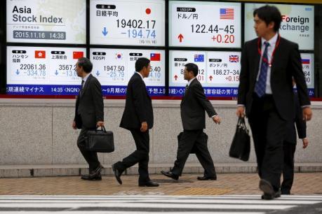 Chứng khoán châu Á ngày 24/8: Nhà đầu tư thận trọng