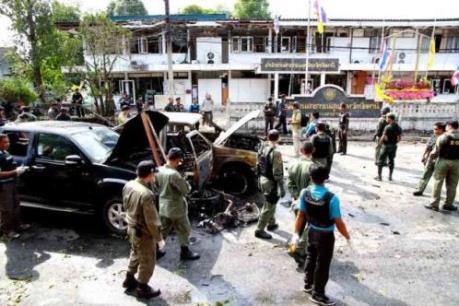 Thái Lan loại bỏ mối liên quan giữa các vụ đánh bom ở miền Nam