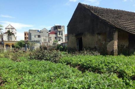 Làm rõ phản ánh bán đất trái thẩm quyền tại tỉnh Nam Định