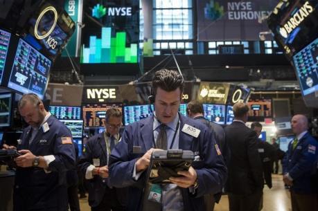 Chứng khoán Mỹ ngày 24/8 mất đà vì giá dầu giảm