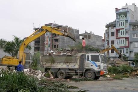 Bắc Giang xử lý triệt để xây dựng không giấy phép