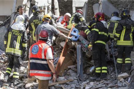 Động đất tại Italy: Số người thiệt mạng có thể vượt quá thảm họa năm 2009