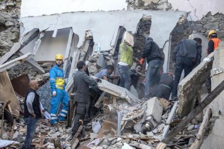 Italy thiệt hại hàng tỷ euro do động đất