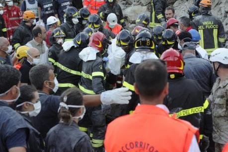 Động đất tại Italy: Hơn 290 công trình lịch sử bị phá hủy và hư hỏng