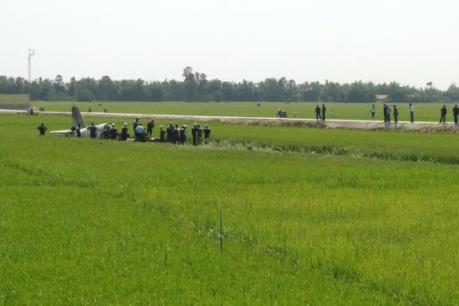 Chỉ đạo của Thủ tướng về vụ máy bay quân sự rơi tại Phú Yên