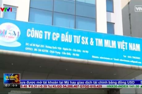 Thu hồi chứng nhận bán hàng đa cấp của Công ty cổ phần MLM Việt Nam