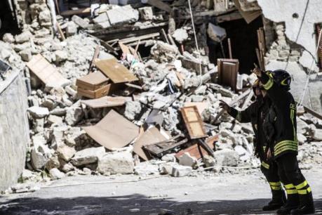 Động đất tại Italy: Số người thiệt mạng lên đến 267 người