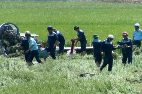 Tin mới nhất về công tác cứu hộ, cứu nạn máy bay quân sự L39-8705 gặp nạn tại Phú Yên