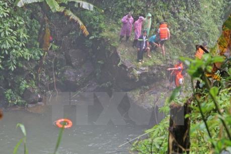 Lâm Đồng: Tìm thấy thi thể du khách bị rơi xuống thác Đam B'ri