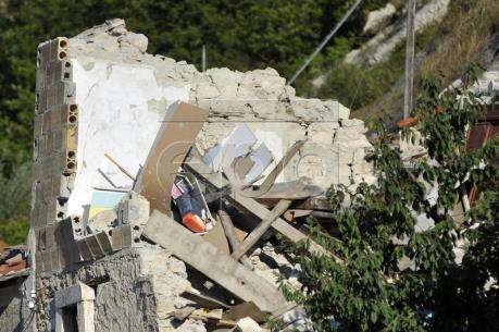 Động đất ở Italy: Tiến hành điều tra các nhà xây dựng