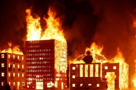 Nga: Hỏa hoạn ở Moskva khiến hàng chục người thương vong