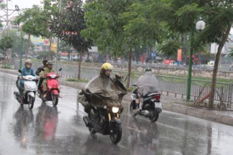 Dự báo thời tiết hôm nay 28/8: Bắc bộ và Bắc Trung bộ mưa dông diện rộng