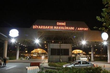 Sân bay Diyarbakir của Thổ Nhĩ Kỳ bị tấn công
