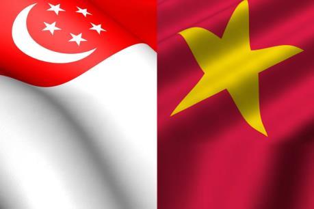 Thêm xung lực cho quan hệ thương mại Việt Nam-Singapore