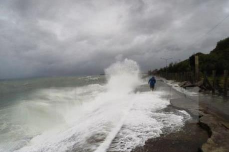 Dự báo thời tiết ngày 29/8: Rãnh áp thấp gây mưa dông, gió giật mạnh trên biển