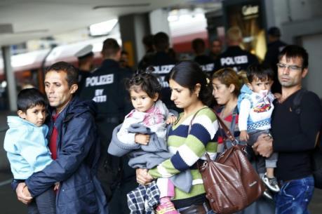 Vấn đề người di cư: Đức dự kiến tối đa 300.000 người xin tị nạn trong năm 2016