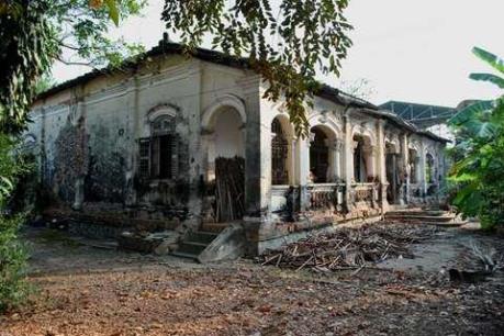 """Long An: Cụm nhà cổ Thanh Phú Long trước nguy cơ trở thành """"phế tích"""""""