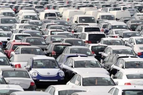 Sản lượng ô tô tại Anh đạt mức cao nhất kể từ năm 2014