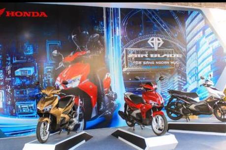 Honda Việt Nam ưu đãi khách hàng mua xe máy mùa tựu trường