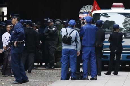 Xả súng tại Nhật Bản, 4 người thương vong