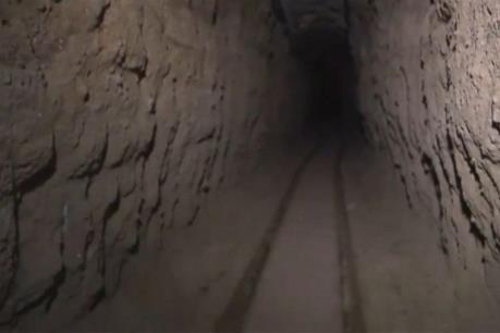 Mexico phát hiện thêm 1 đường hầm chuyển ma túy sang Mỹ