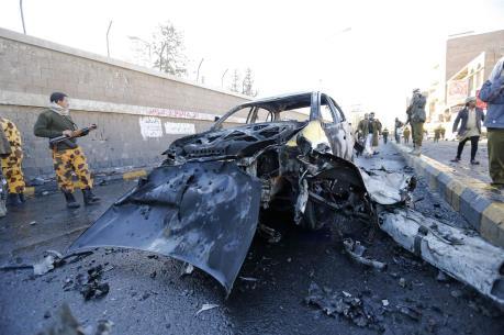 Vụ đánh bom tại cảng Aden (Yemen): Số thương vong đã lên tới hơn 120 người