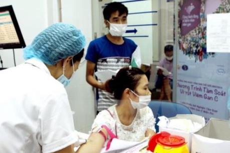 Khoảng 8,7 triệu người Việt Nam nhiễm vi rút viêm gan B