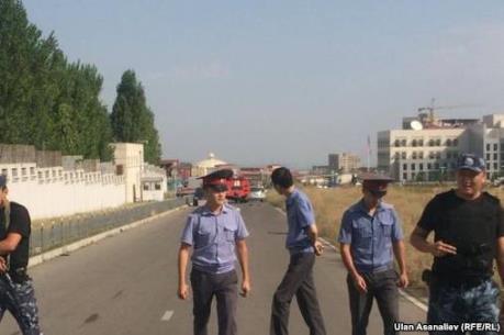 Nổ gần Đại sứ quán Trung Quốc tại Kyrgyzstan, làm 4 người thương vong