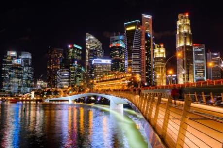 Nhìn lại thế giới năm 2016: Nền kinh tế Singapore đi qua sóng gió