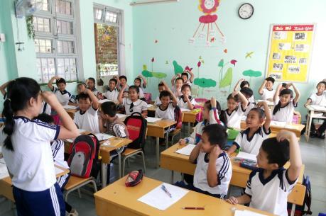 Lấy ý kiến rộng rãi sửa đổi quy định đánh giá học sinh tiểu học