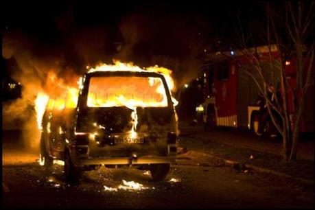 Đan Mạch: Lại xảy ra các vụ đốt ô tô trong đêm ở thủ đô Copenhagen
