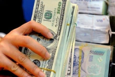 Tỷ giá trung tâm ngày 1/9 giảm 1 đồng