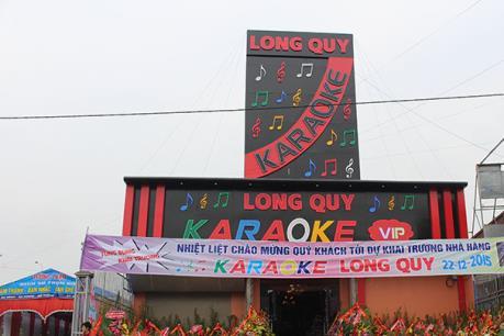 Đột kích quán Karaoke Long Quy, phát hiện gần 60 thanh niên dương tính với ma túy