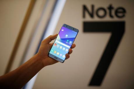 Samsung trì hoãn giao Galaxy Note 7 cho các nhà mạng