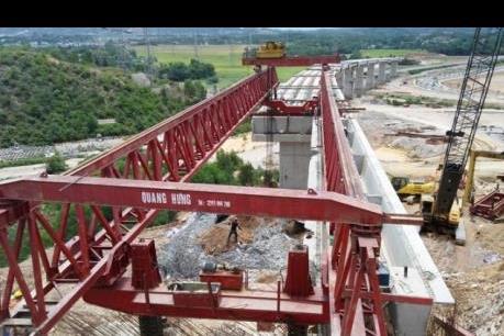 Kết luận chính thức nguyên nhân sự cố đổ dầm cầu vượt tại dự án La Sơn – Túy Loan