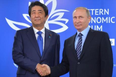 Nga và Nhật Bản thúc đẩy một loạt dự án kinh tế năng lượng