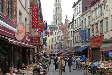 Khoảng 1/3 số dân Brussels sống dưới mức nghèo khổ