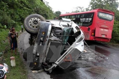 Số người chết và bị thương vì tai nạn giao thông ngày 3/9 giảm sâu